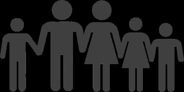 rente lening familie